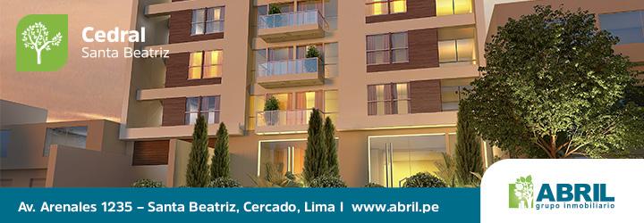 proyecto inmobiliario Cedral Santa Beatriz