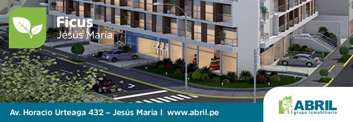 proyecto inmobiliario en Jesús María Ficus