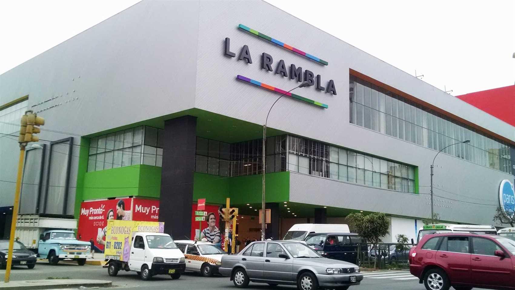 LA RAMBLA - AV. BRASIL