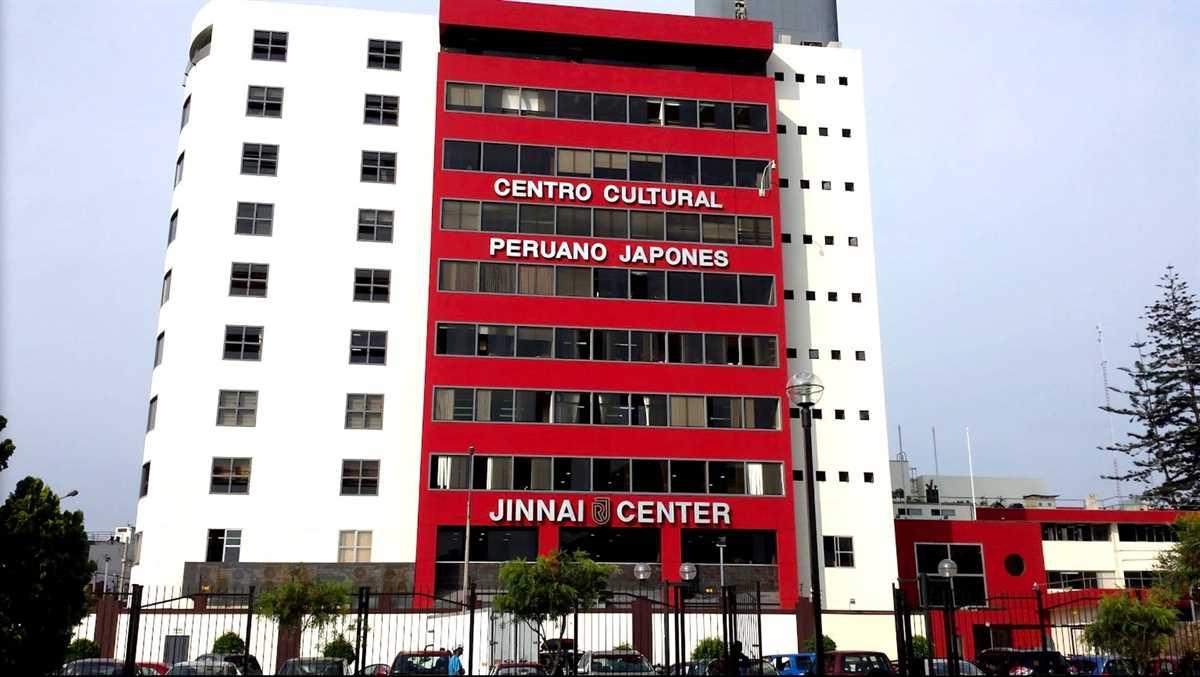 CENTRO CULTURAL PERUANO JAPONES