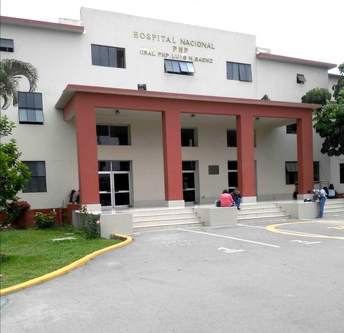 HOSPITAL DE LA POLICIA