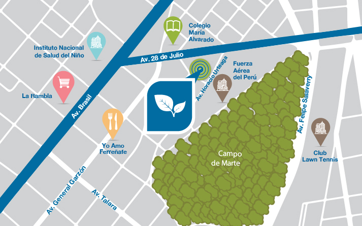 lugares para pasear con niños en Lima
