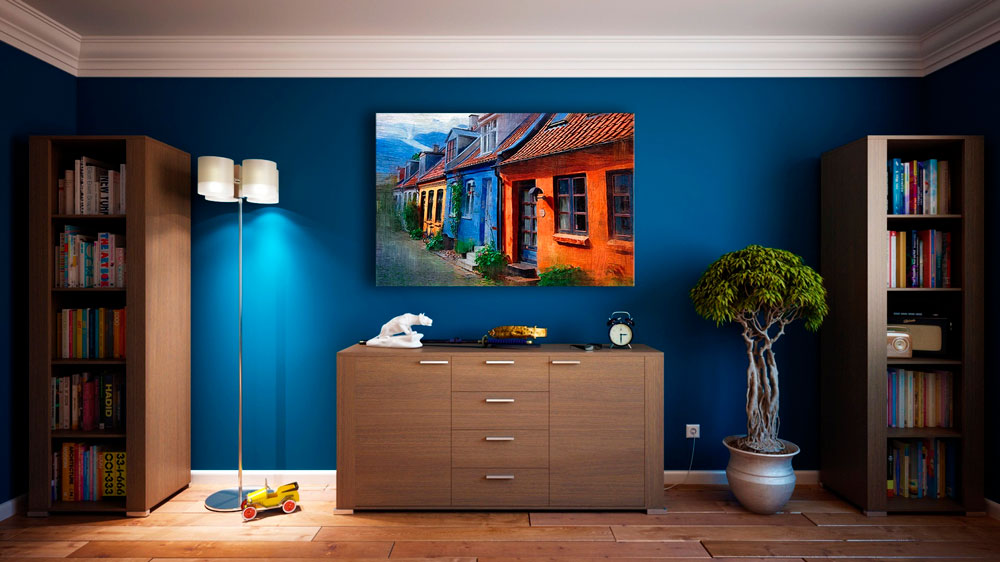 colores para pintar un departamento